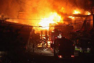 Once muertos y 17 heridos causó la explosión de una fábrica de fuegos ar...
