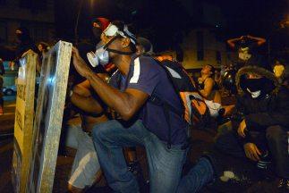 Enfrentamientos Maracaná.