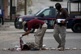 Al menos ocho personas murieron en una jornada violenta registrada en la...