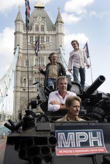 Los conductores del programa británico fueron señalados por sus comentar...
