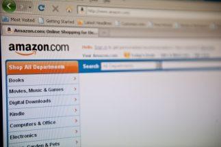 El gigante de las ventas por Internet el portal Amazon.com intentará reu...