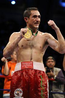 Marco Antonio 'Veneno' Rubio venció a Marcus Upshaw.