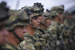 """Los magistrados determinaron que """"los delitos cometidos por militares co..."""