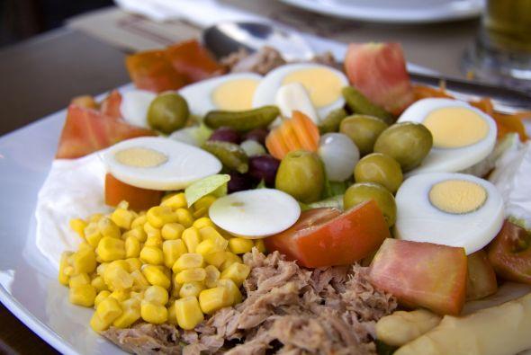 Ideas para preparar almuerzos saludables univision - Platos sencillos y sanos ...