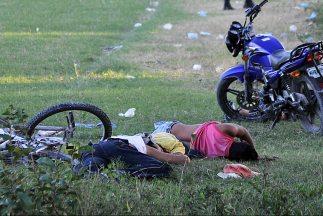Al menos 310 personas menores de 23 años fueron asesinadas en Honduras e...
