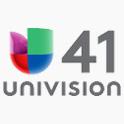 Logo univision 41 nueva york