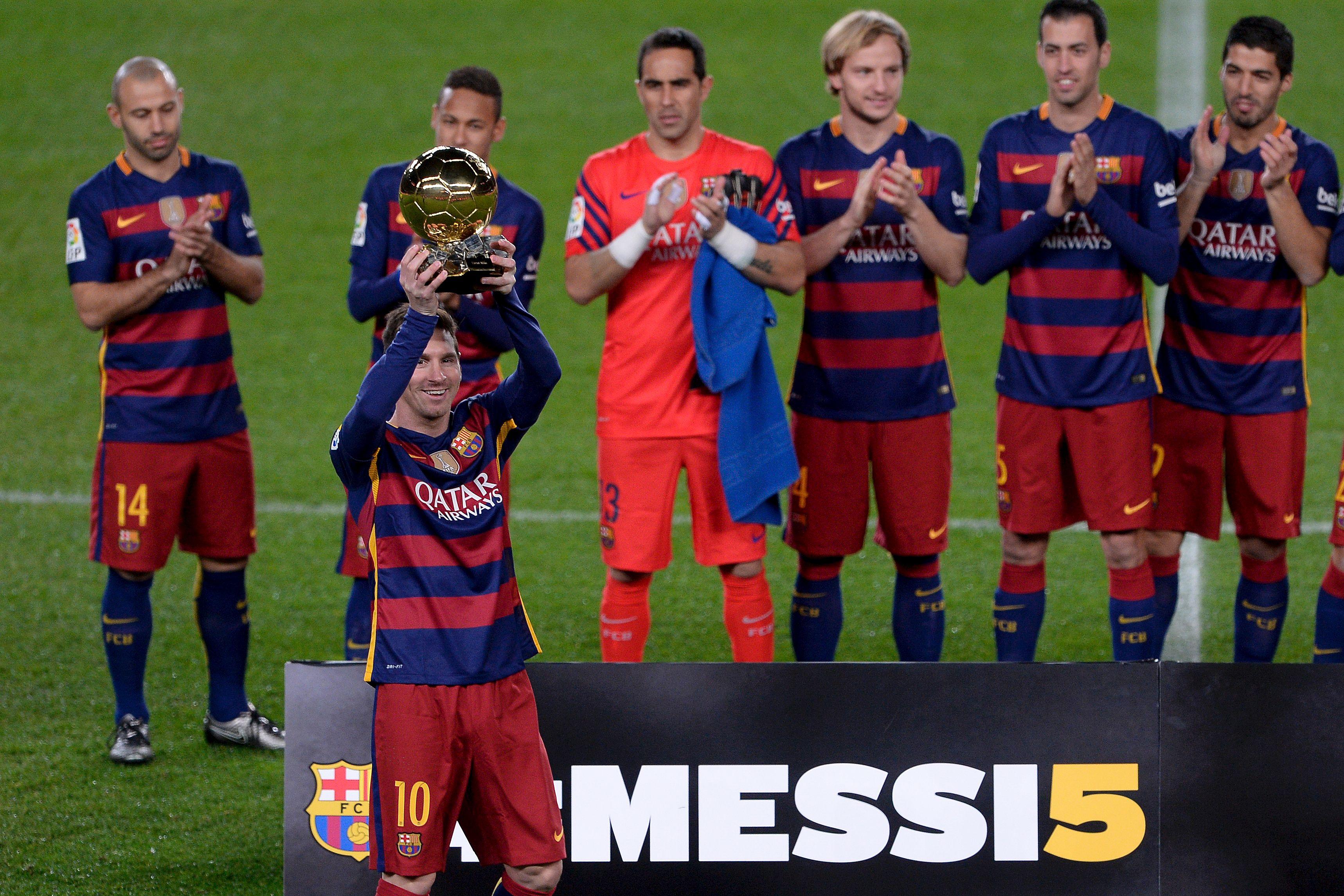 La FIFA ya tiene ultimado su Balón de Oro