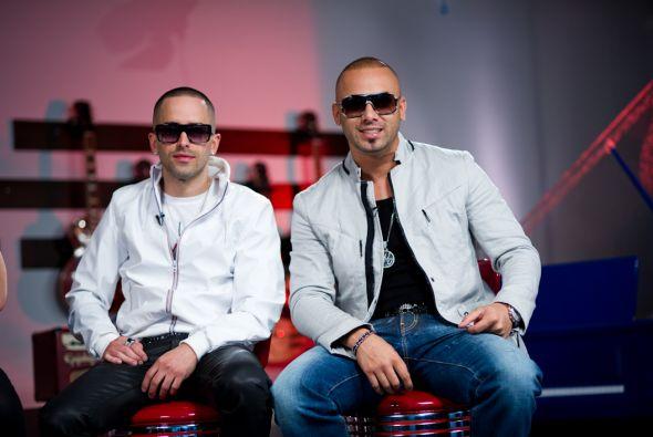 ¿Competencia? Para nada, entre los reggaetoneros hay una amistad muy sól...