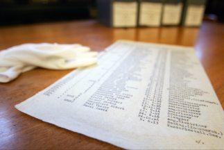 En 2009 la Biblioteca Estatal Dr. Olwen Pryke, descubrió una copia de lo...