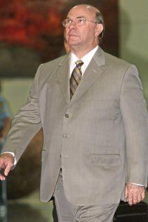 Hipólito Mejía, aspirante a la Presidencia de República Dominicana.