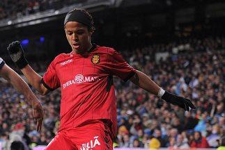 Giovani Dos Santos empujó al Mallorca pero no lelgó el gol del triunfo.