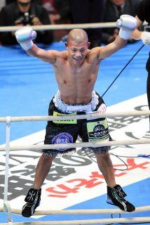 Koki Kameda derrotó a Hugo Ruiz.