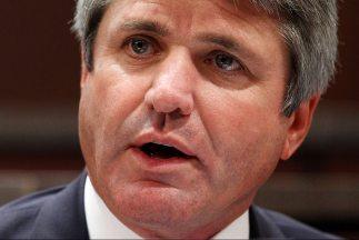 Michael McCaul dijo que el agente especial Jaime Zapata del Servicio de...