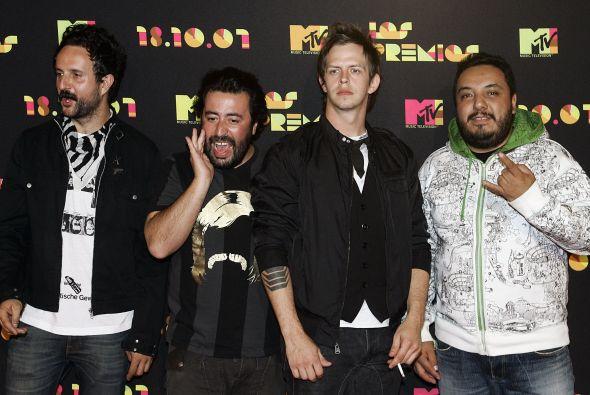 ¿Lo tuyo es el rock en español? Entonces no te pierdas a Molotov en Méxi...