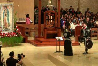 Mañanitas para la Virgen de Guadalupe en LA