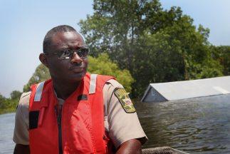 New Orleans y Baton Rouge, en Lousiana, están en estado alerta por la ll...