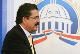 El ex presidente derrocado de Honduras, Manuel Zelaya no declaró ante la...