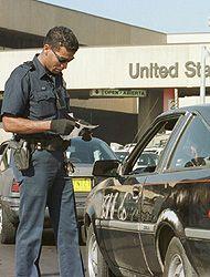 El sistema permite a ciudadanos estadounidenses y gente que cruza frecue...