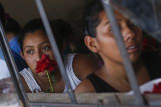 La mayoría de los menores provenientes de Guatemala, Salvador, y Hondura...