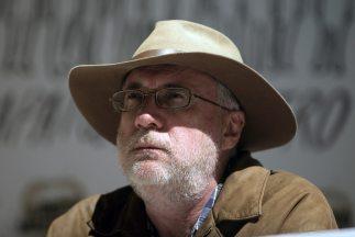 El poeta y activista mexicano Javier Sicilia.