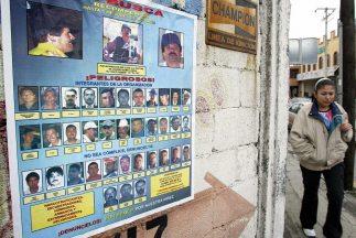 Estados Unidos identificó e interpuso acusaciones criminales en contra d...