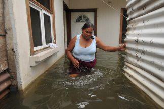 Las autoridades de emergencia de Guatemala anunciaron el paso o acercami...