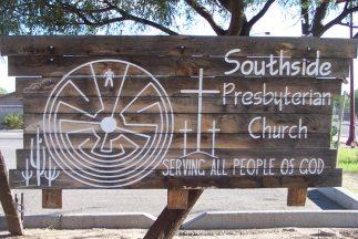 Laiglesia Southside Presbiteriana es conocida en Tucson por ayudar a in...