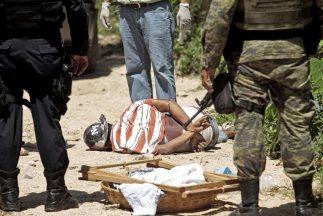 Más de 15 mil muertos sin identificar en México por la violencia en seis...