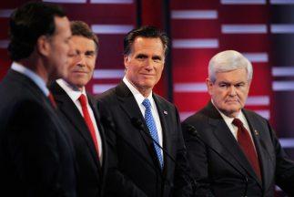 Los republicanos tratan de iniciar el proceso de elegir al candidato pre...
