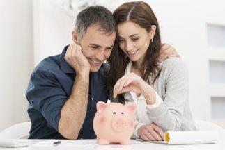 La cuarta década de vida es buen momento para tomarse en serio el ahorro...