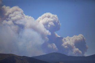 Las llamas ya consumieron cientos de miles de hectáreas en varios estado...