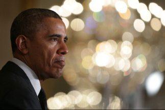 El persidente de Estados Unidos,Barack Obama.