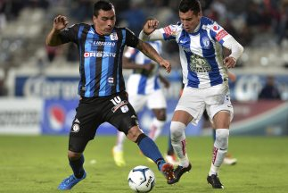 Querétaro y Pachuca quieren jugar la liguilla.