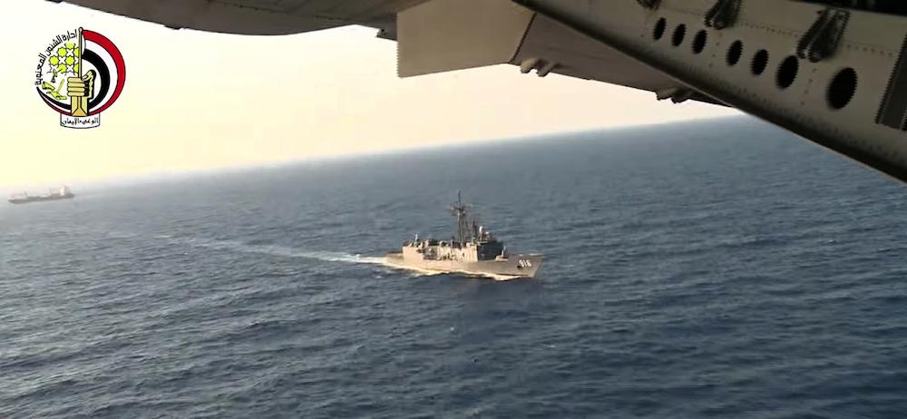 El ejército egipcio encontró restos del desaparecido vuelo MS804 de EgyptAir