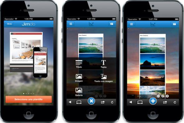 Puedes descargar la aplicación para tu iPhone o iPad.
