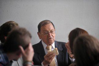 El general Héctor Mario López, quien es acusado por la Fiscalía de Derec...