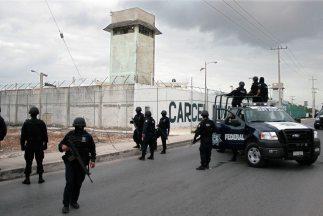 Elementos de las Fuerzas Federales ingresaron al centro de reclusión par...