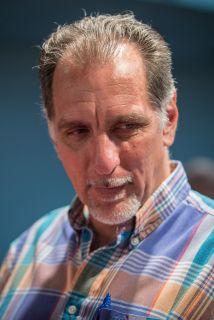 """René González, uno de """"Los Cinco"""" de Cuba."""
