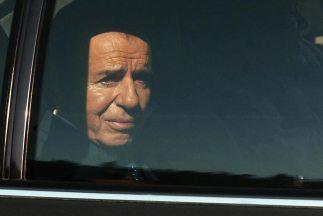 El expresidente argentinoCarlos Menem.