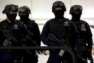 La policía mexicana logró el rescate del estadounidense.
