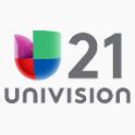 Logo univision 21 fresno