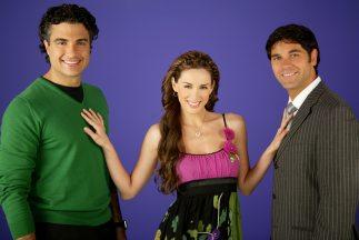 Candy tendrá que elegir entre Santiago y Patricio en Las Tontas No Van A...