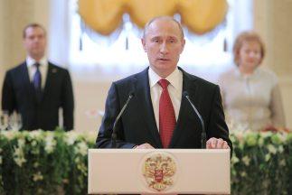 Al gobierno de Putin no le gustan las críticas.