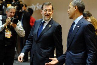 El presidente del Gobierno de España explicó a Obama los esfuerzos que s...