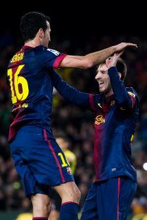 Barcelona ocupó el primer lugar del ranking, pese a no haber ganado ning...