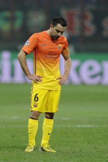 Xavi suma otro problema para el Barcelona.