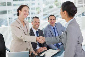 Los primeros instantes son clave para que el empleador se forme una impr...