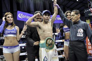 López venció a Rodríguez (Foto: Canelo Promotions)