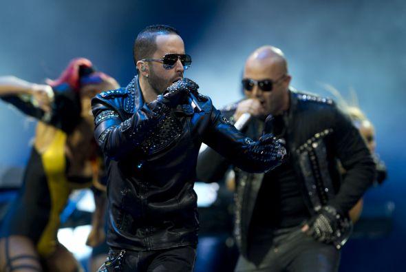 En pleno concierto en Puerto Rico, Don Omar anunció la separación del 'D...