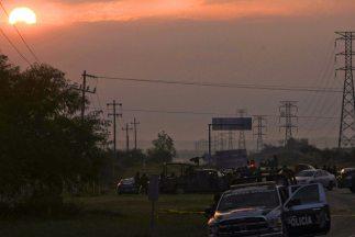 La 'Operación Rastrillo' ejecutada por el Ejército mexicano en Nuevo Leó...